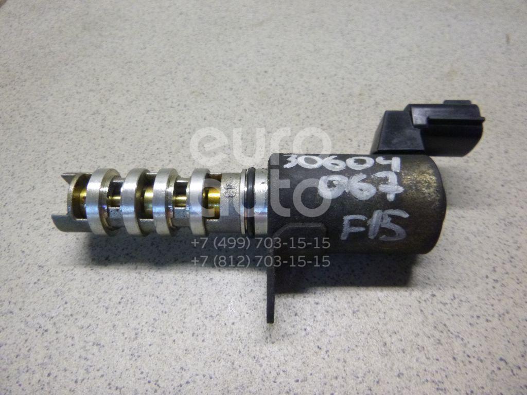 Купить Клапан электромагн. изменения фаз ГРМ Nissan Juke (F15) 2011-; (23796ED00B)