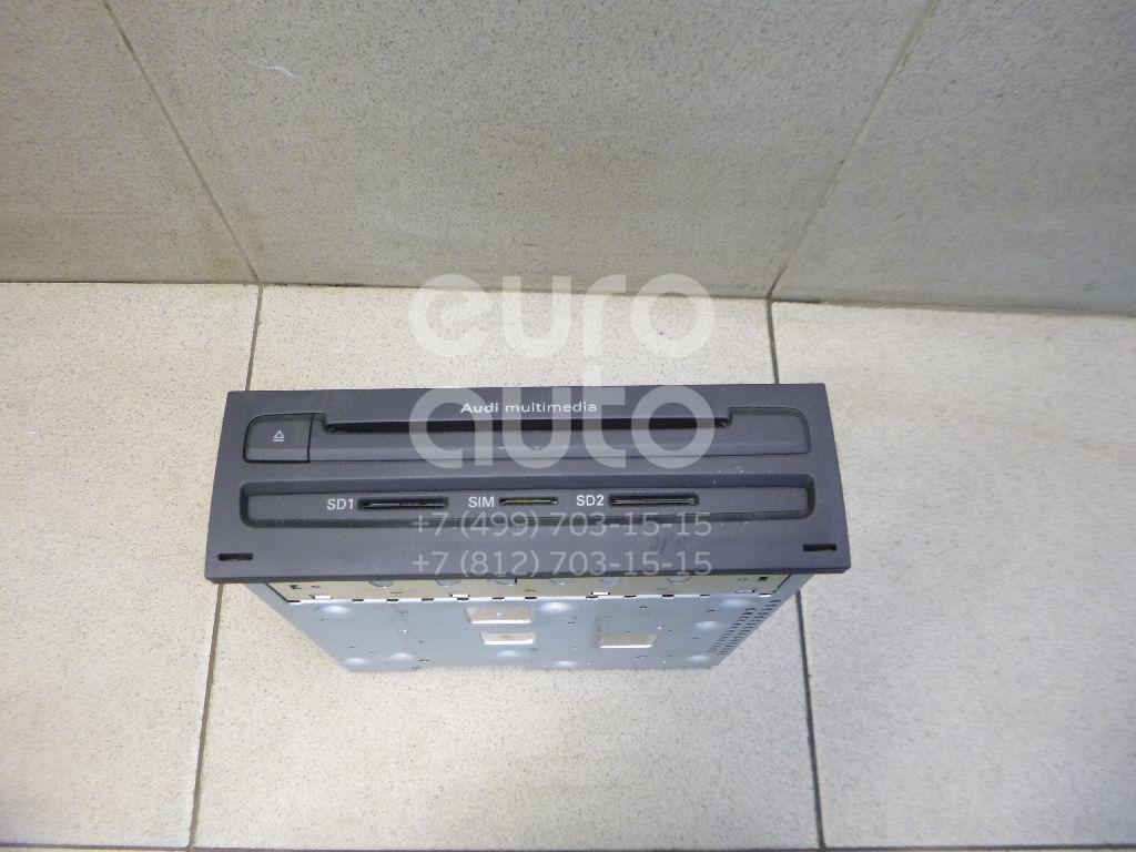 Купить Проигрыватель CD/DVD Audi A8 [4H] 2010-2017; (4H0035670M)