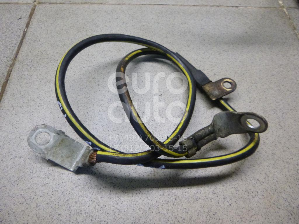 Купить Клемма аккумулятора минус Nissan Juke (F15) 2011-; (240801KA1C)