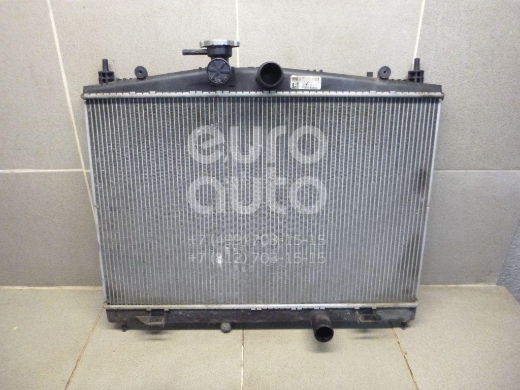 Купить Радиатор основной Nissan Juke (F15) 2011-; (21410BA60B)