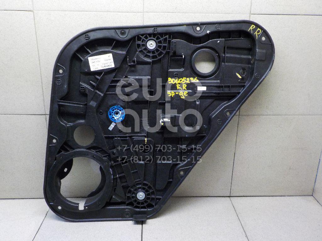 Купить Стеклоподъемник электр. задний правый Kia Sportage 2016-; (83481F1000)