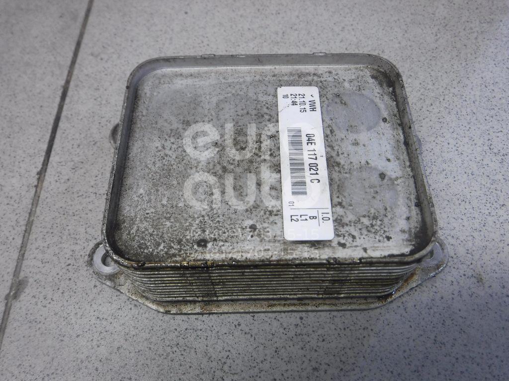 Купить Радиатор масляный Skoda Octavia (A7) 2013-; (04E117021C)
