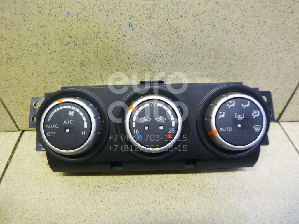 Купить Блок управления климатической установкой Nissan X-Trail (T31) 2007-2014; (275003UR5A)