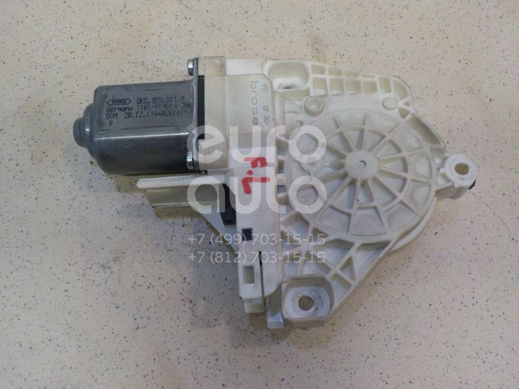 Купить Моторчик стеклоподъемника Skoda Yeti 2009-; (8K0959811A)