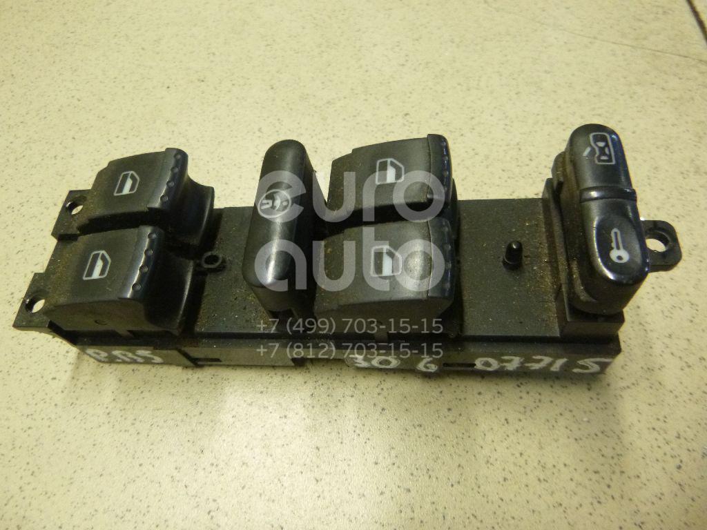 Купить Блок управления стеклоподъемниками VW Passat [B5] 2000-2005; (1J4959857B)