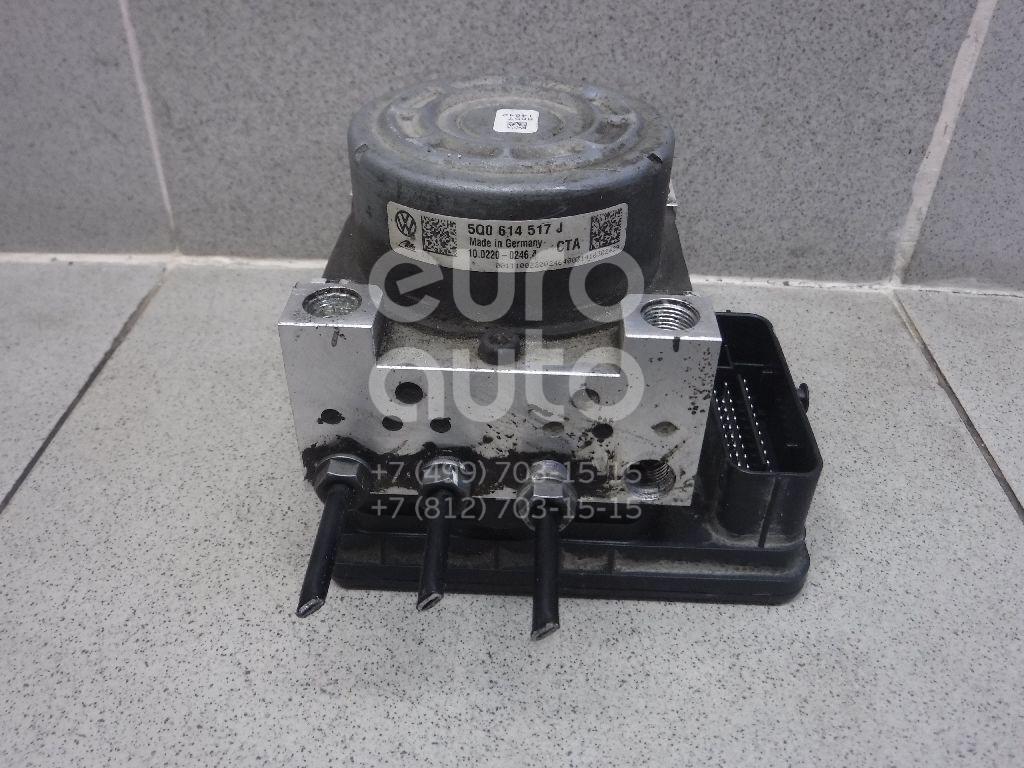 Купить Блок ABS (насос) Skoda Octavia (A7) 2013-; (5Q0614517J)