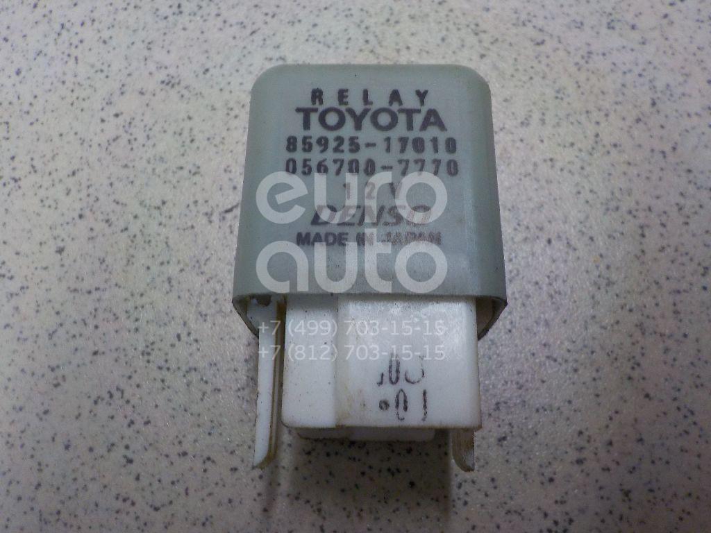 Купить Реле Toyota Corolla E11 1997-2001; (8592517010)