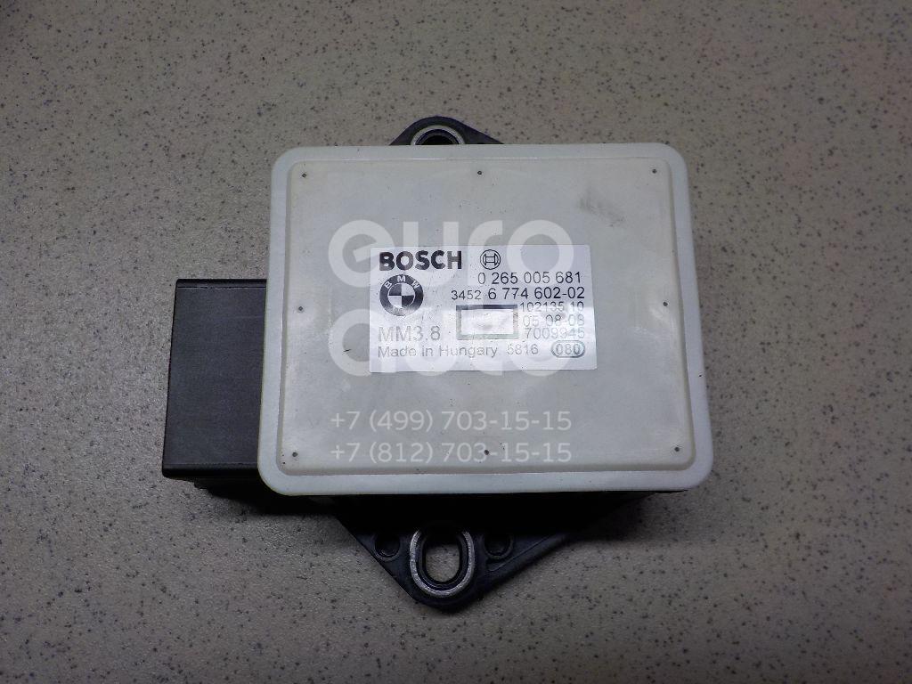 Купить Блок электронный BMW 5-серия E60/E61 2003-2009; (34526774602)