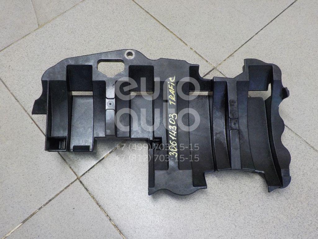 Купить Маслоотражатель Renault Trafic 2001-2014; (8200394655)