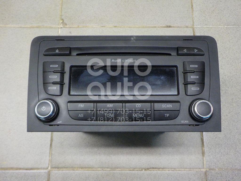 Купить Магнитола Audi A3 [8PA] Sportback 2004-2013; (8P0035152F)