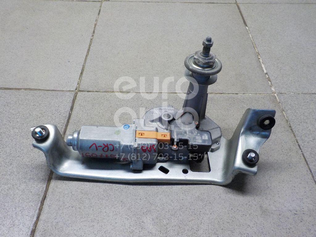 Купить Моторчик стеклоочистителя задний Honda CR-V 2012-; (76710T0A003)