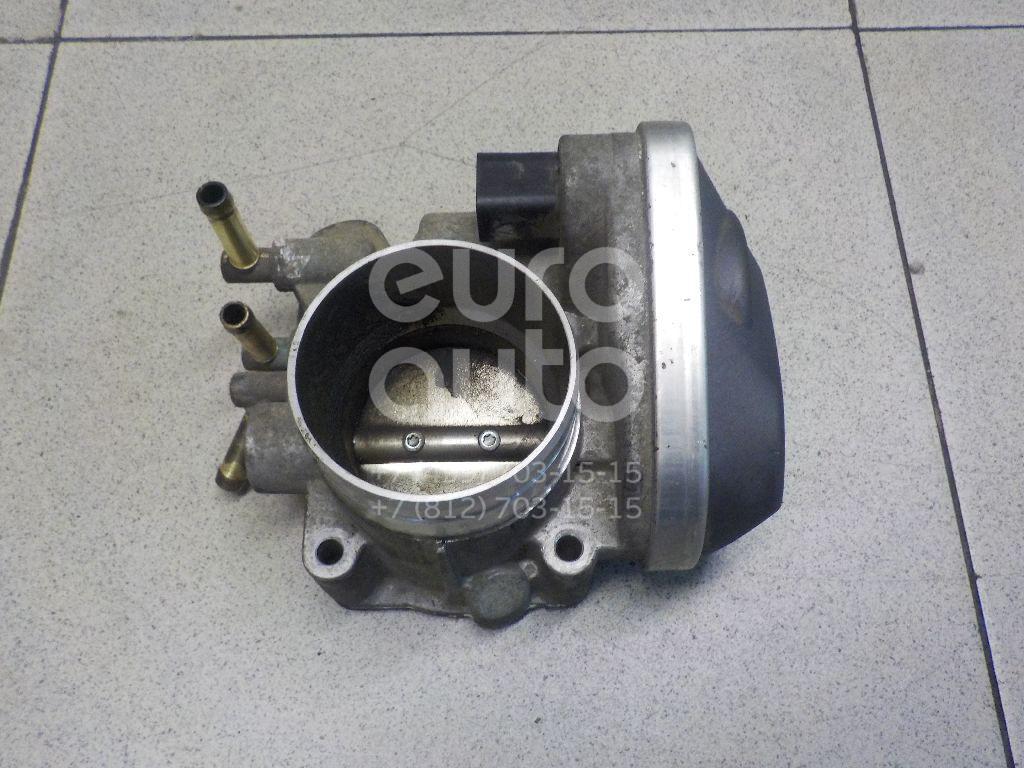 Купить Заслонка дроссельная электрическая VW Golf V 2003-2009; (06A133062AT)