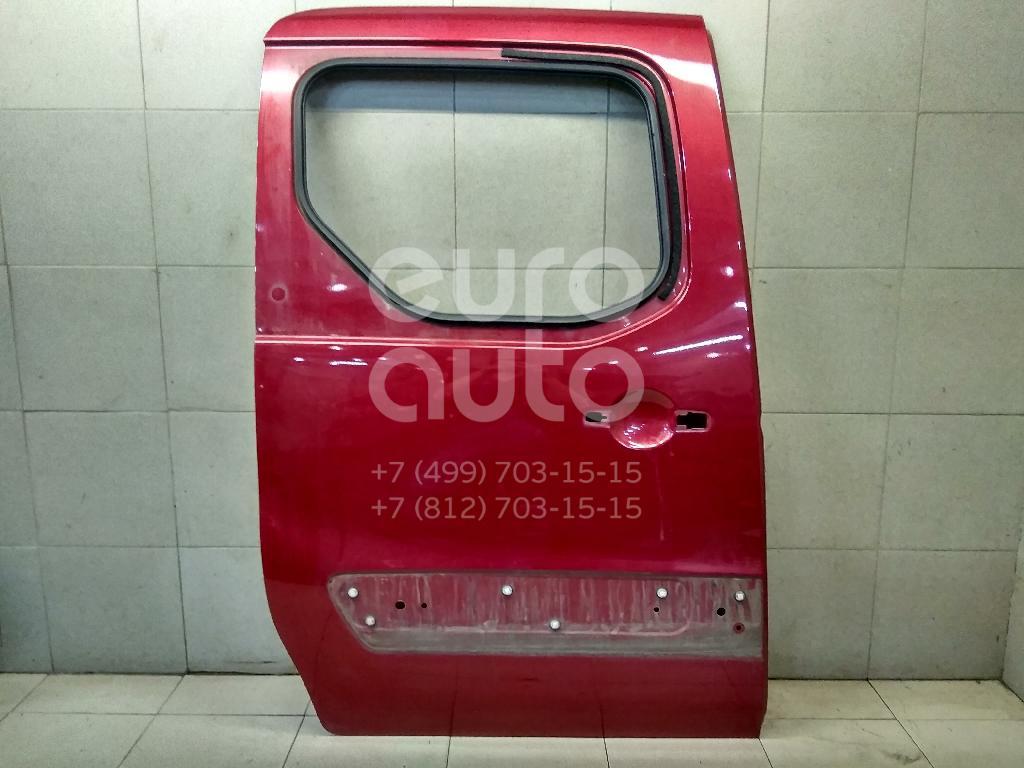 Купить Дверь сдвижная Citroen Berlingo (NEW) (B9) 2008-; (9008S3)