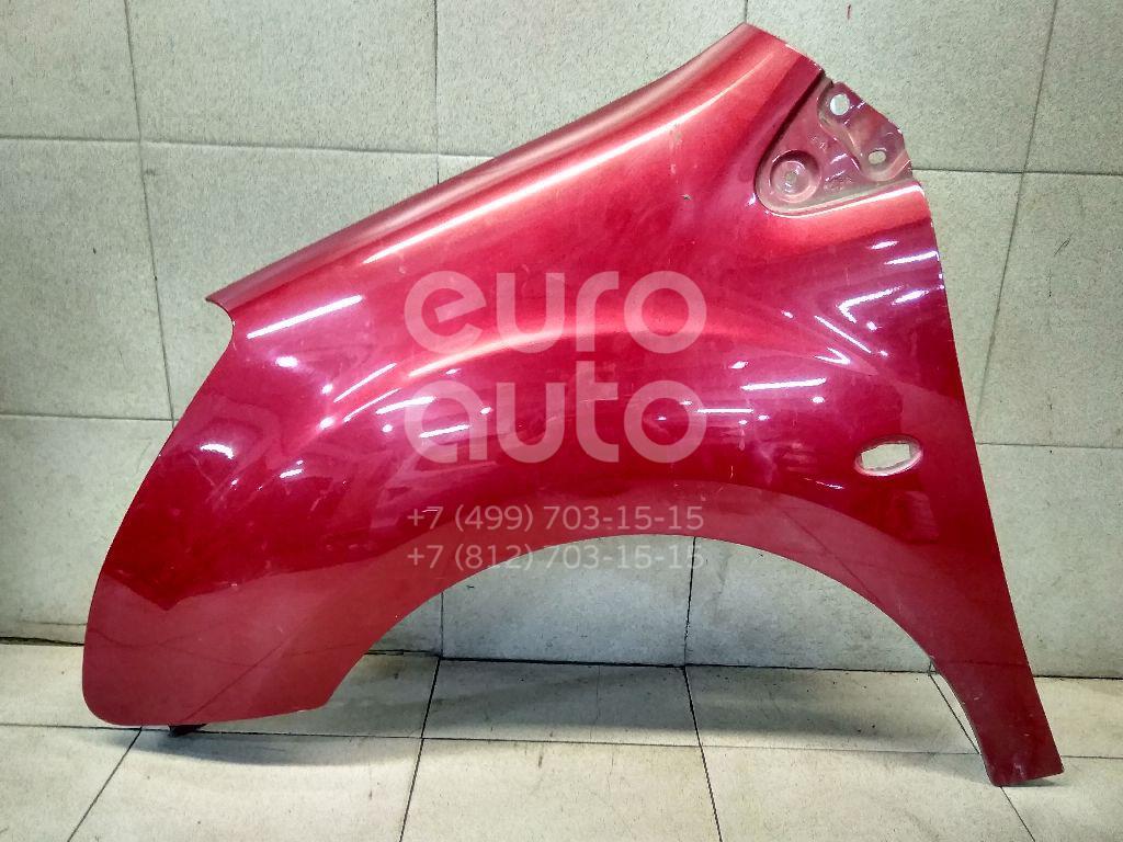 Купить Крыло переднее левое Citroen Berlingo (NEW) (B9) 2008-; (7840W2)