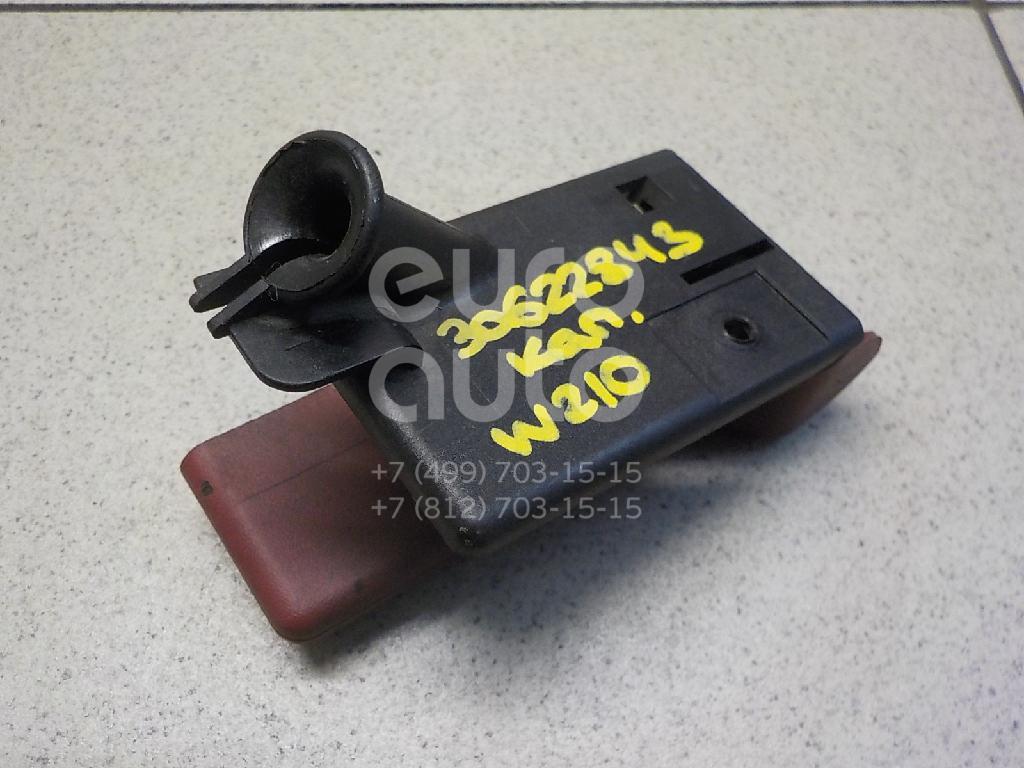 Купить Ручка открывания капота Mercedes Benz W210 E-Klasse 1995-2000; (1248800320)