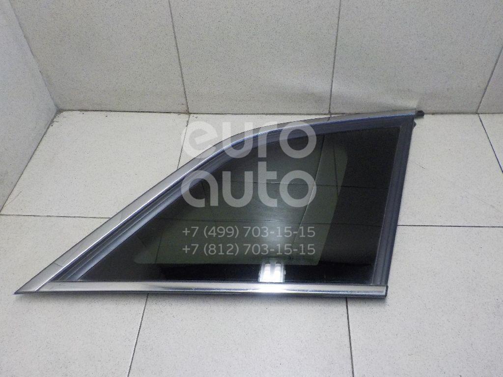 Купить Стекло кузовное глухое правое Opel Antara 2007-2015; (4813459)