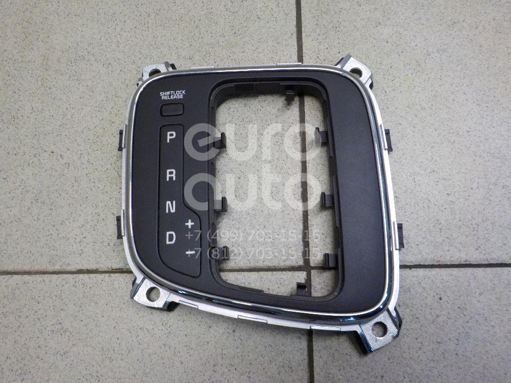 Купить Накладка декоративная Kia Ceed 2012-; (84655A2900WK)