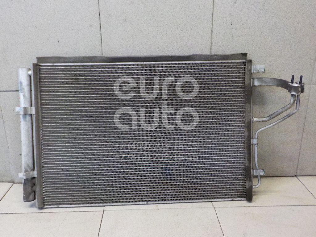 Купить Радиатор кондиционера (конденсер) Kia Ceed 2012-; (976063X000)