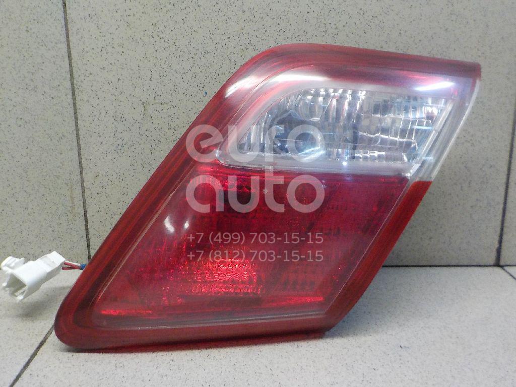 Купить Фонарь задний внутренний правый Toyota Camry V40 2006-2011; (8158133130)