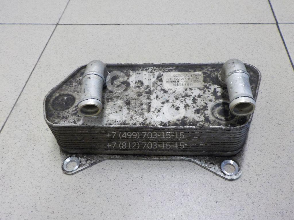 Купить Радиатор (маслоохладитель) АКПП Skoda Superb 2008-2015; (02E409061B)