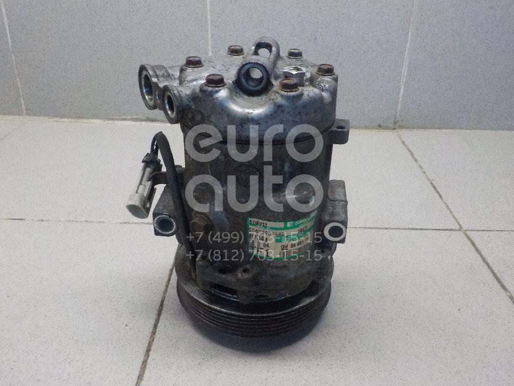 Купить Компрессор системы кондиционирования Opel Corsa C 2000-2006; (6854020)