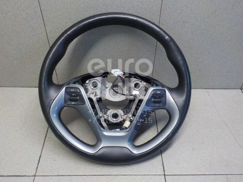 Купить Рулевое колесо для AIR BAG (без AIR BAG) Kia RIO 2011-2017; (561104Y920DAQ)