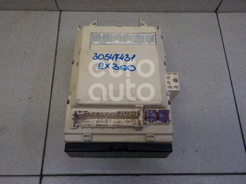 Блок предохранителей Lexus RX 300/330/350/400h 2003-2009; (827300E031)