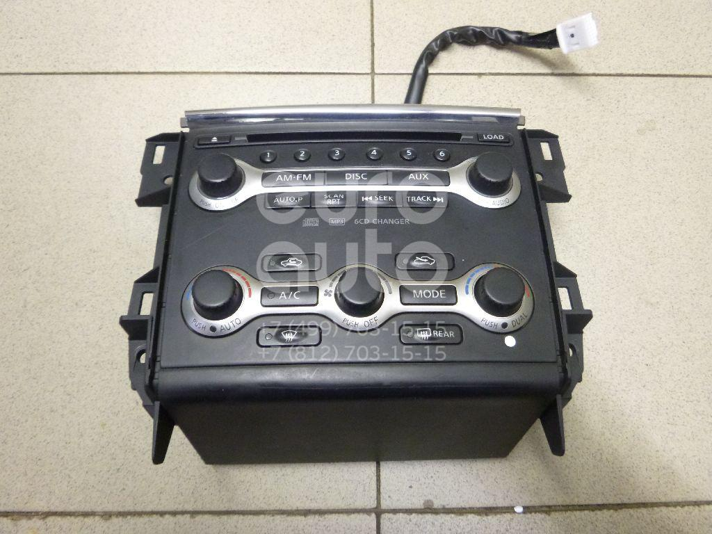 Купить Блок управления климатической установкой Nissan Teana J32 2008-2013; (25391JN91A)