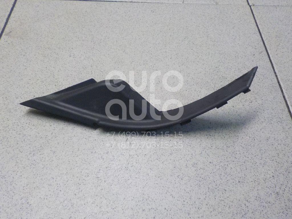 Купить Накладка лобового стекла левая Kia RIO 2011-2017; (861534Y050)
