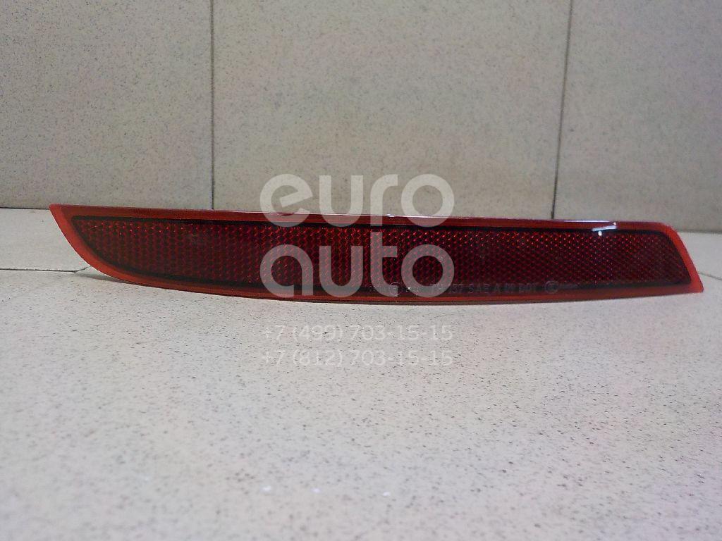 Купить Отражатель в бампер задний левый Opel Astra J 2010-; (13282239)