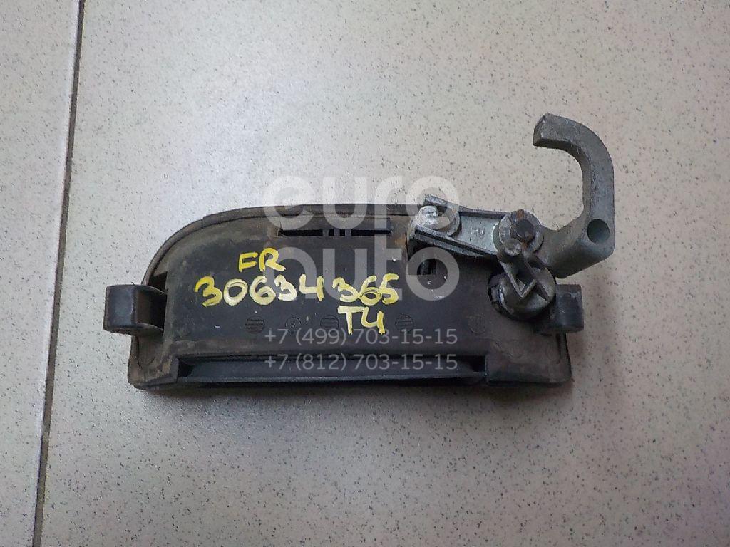 Купить Ручка двери передней наружная правая VW Transporter T4 1991-1996; (701837206)