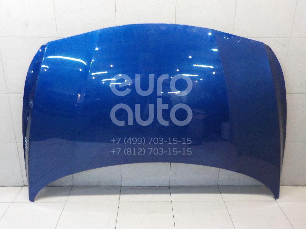 Купить Капот Hyundai Solaris 2010-2017; (664004L300)