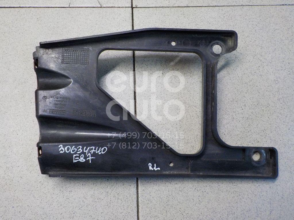Купить Направляющая заднего бампера BMW 1-серия E87/E81 2004-2011; (51127183873)