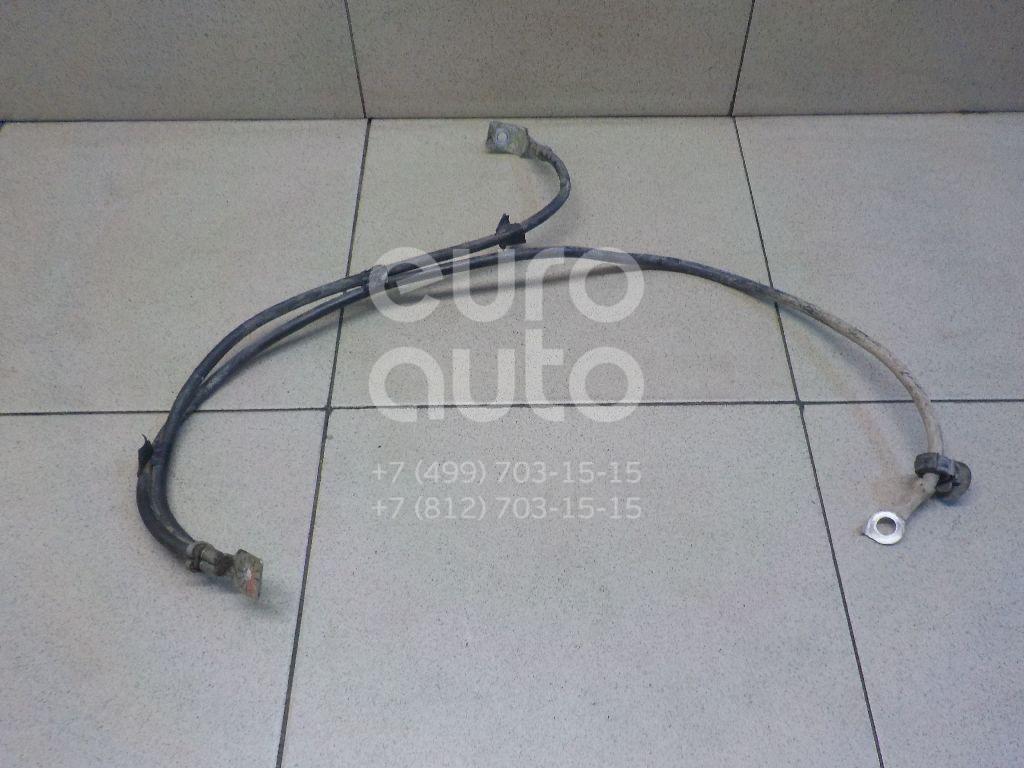 Купить Клемма аккумулятора минус VAZ Lada Largus 2011-; (240801008R)