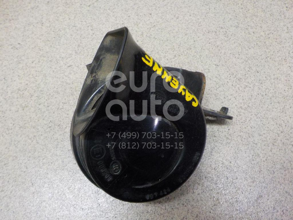 Купить Сигнал звуковой Porsche Cayenne 2003-2010; (95563520601)