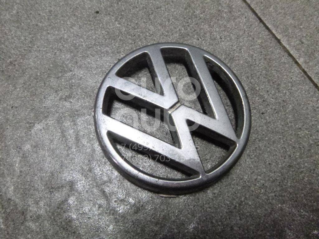 Купить Эмблема VW Golf II/Jetta II 1983-1992; (165853601)