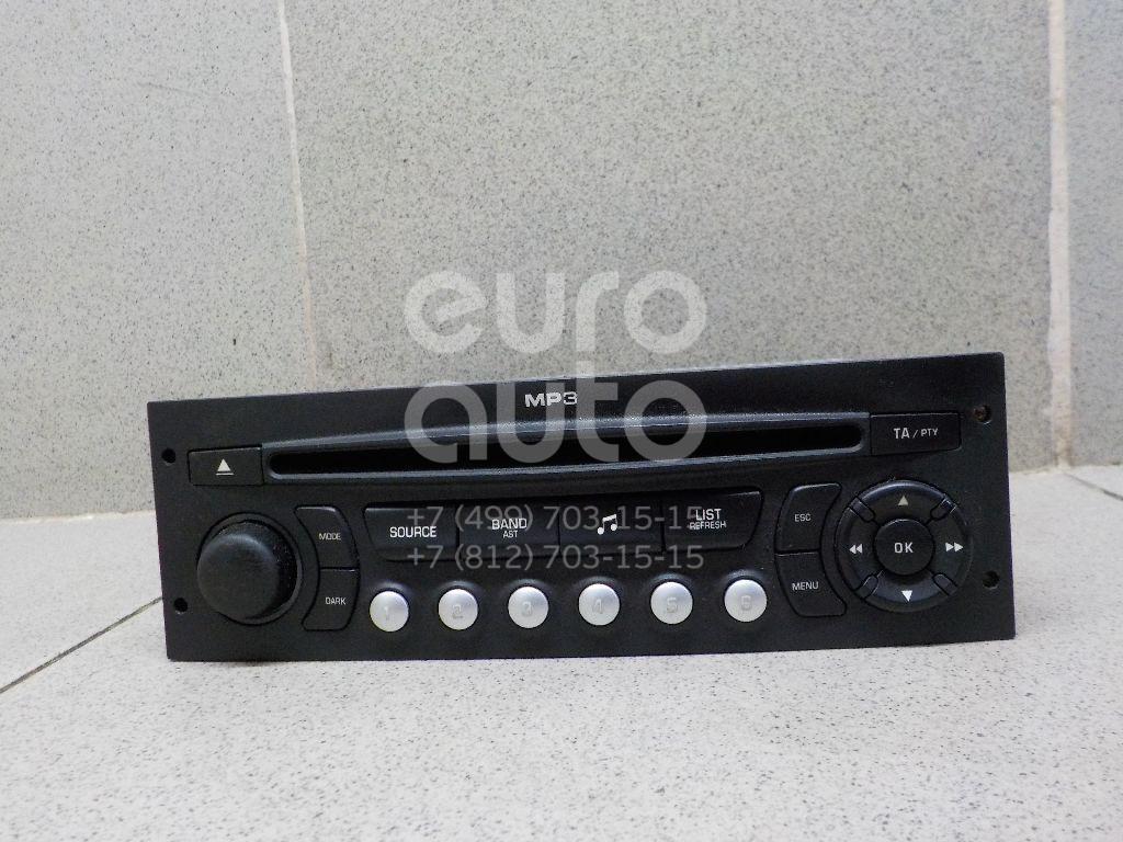 Купить Магнитола Citroen C2 2003-2008; (657919)