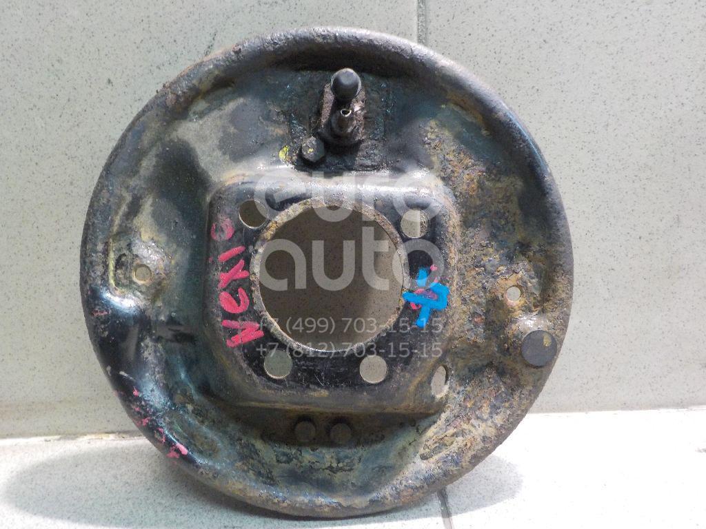 Купить Щит опорный задний левый Daewoo Nexia 1995-2016; (96179130)