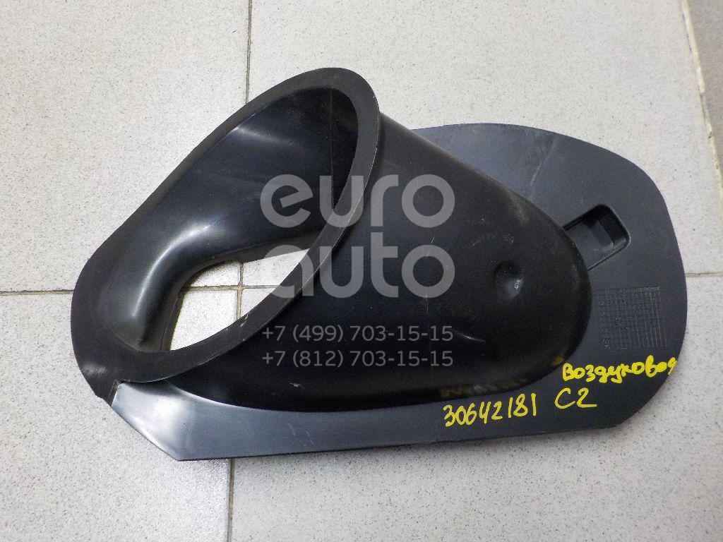 Купить Воздуховод Citroen C2 2003-2008; (6447QY)
