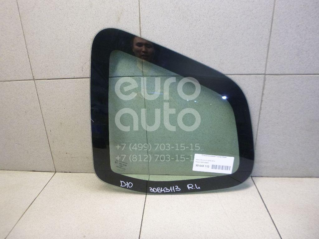 Купить Стекло кузовное глухое левое Nissan Terrano III (D10) 2014-; (8330100Q0B)