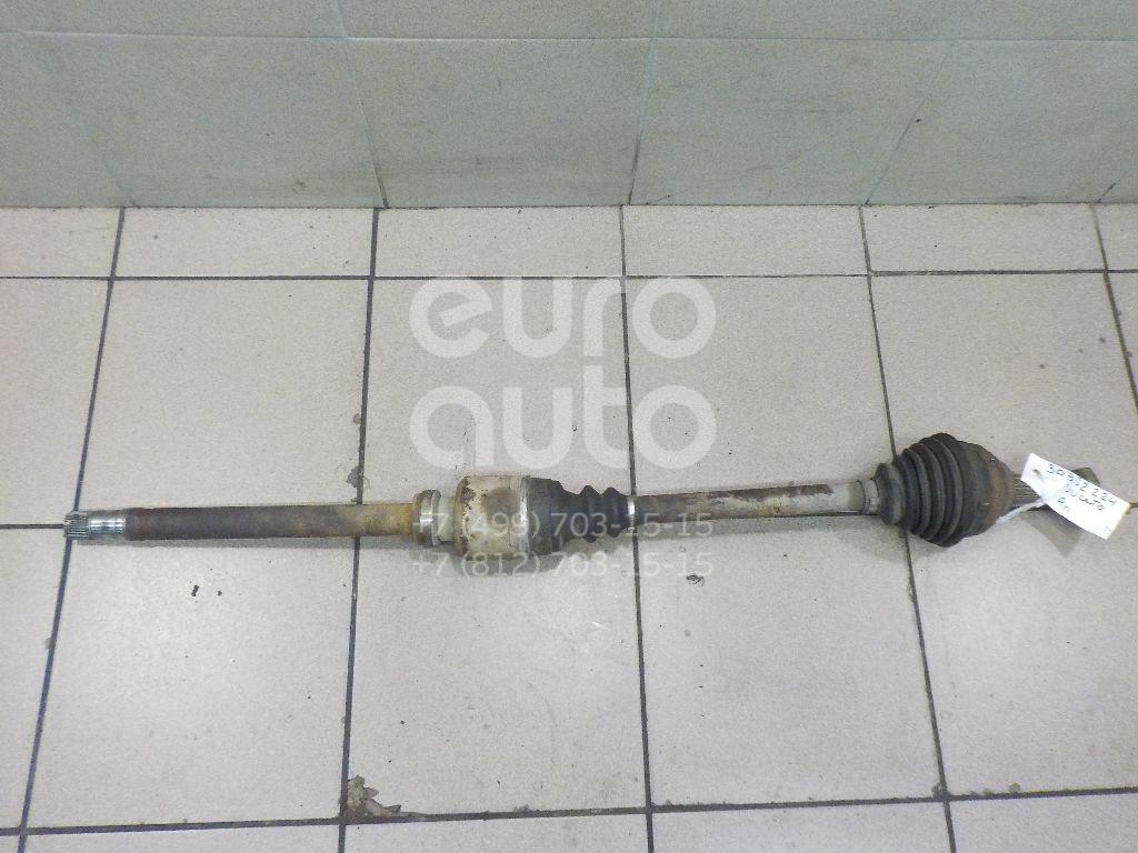 Купить Полуось передняя правая Fiat Ducato 244 (+ЕЛАБУГА) 2002-2006; (96214540)