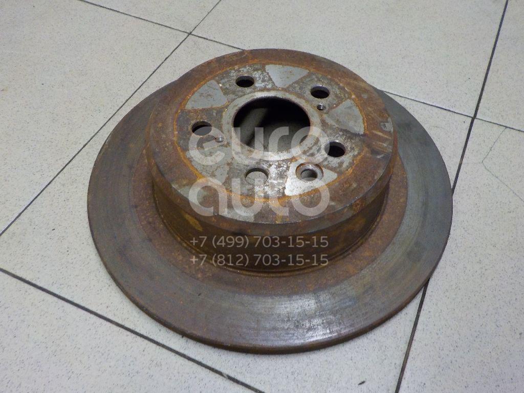 Купить Диск тормозной задний Toyota Avensis I 1997-2003; (4243120430)
