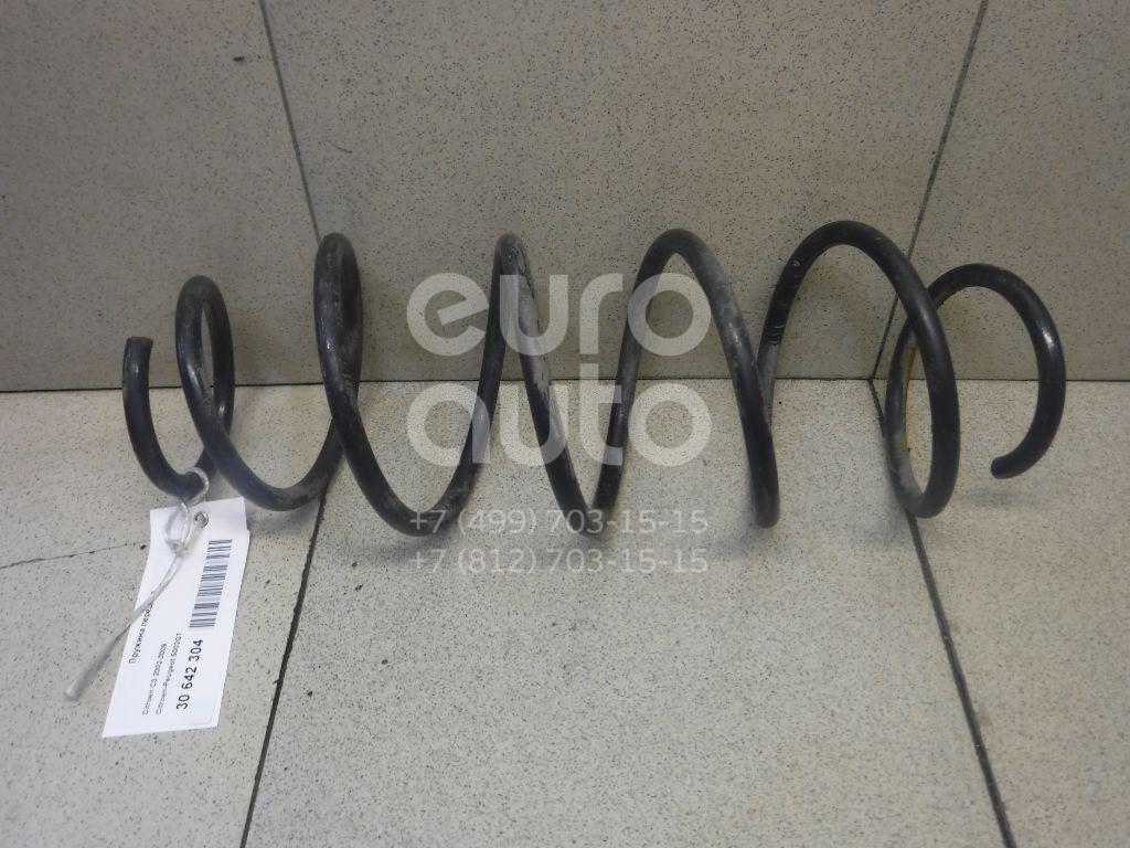 Купить Пружина передняя Citroen C3 2002-2009; (5002QT)