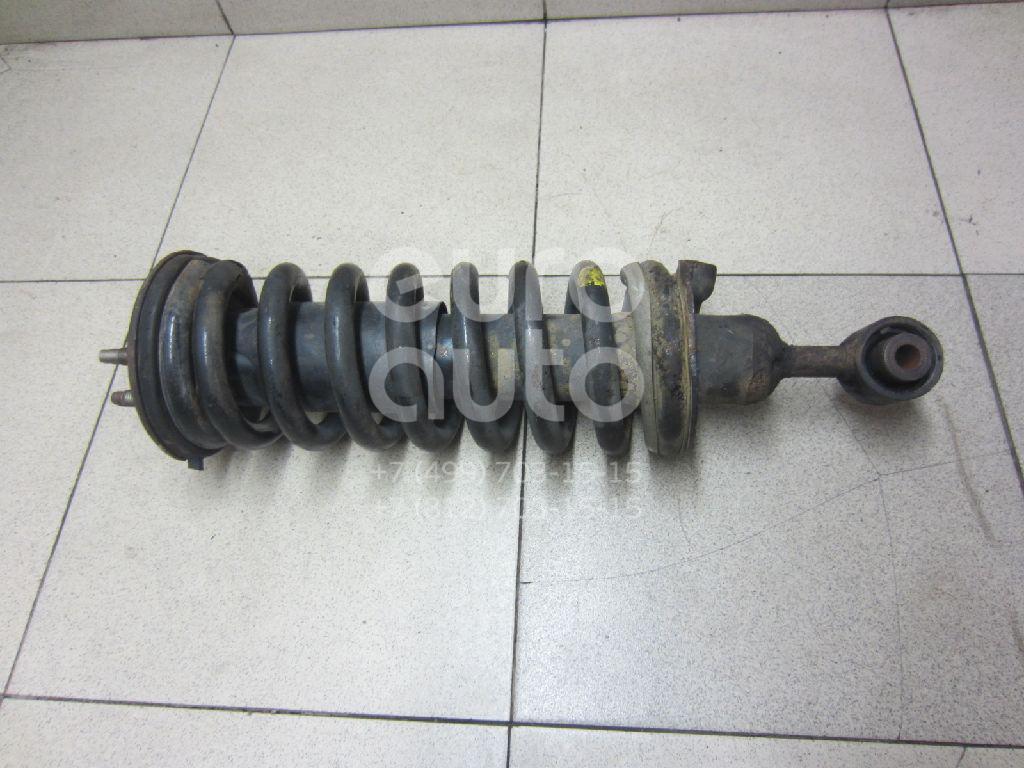 Купить Стойка амортизатора переднего (в сборе) Nissan Navara (D40) 2005-2015; (56100EB37D)