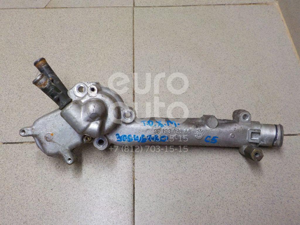 Купить Трубка охлажд. жидкости металлическая Citroen C5 2001-2004; (1336S1)