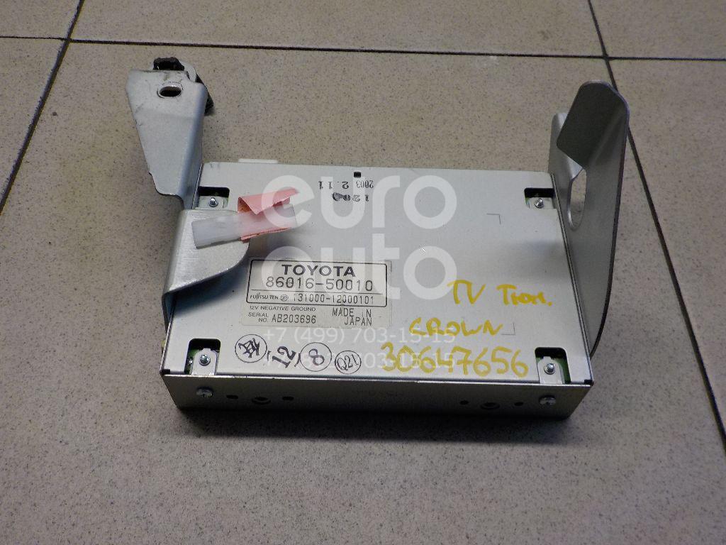 Купить TV-тюнер Toyota Crown (S17#) 1999-2007; (8601650010)