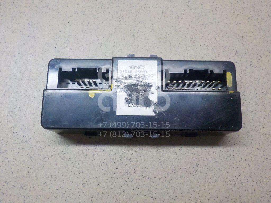 Купить Блок электронный Hyundai ix35/Tucson 2010-2015; (919402S051)