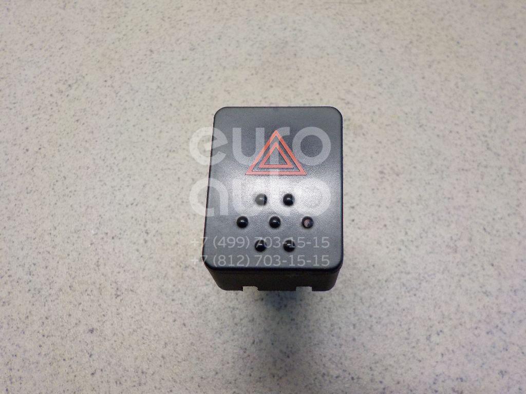 Купить Кнопка аварийной сигнализации Nissan Tiida (C11) 2007-2014; (25290ED000)