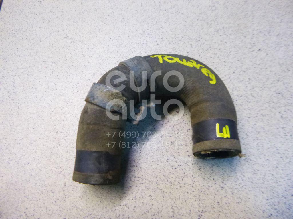 Купить Шланг системы охлаждения VW Touareg 2010-; (7P0815373)