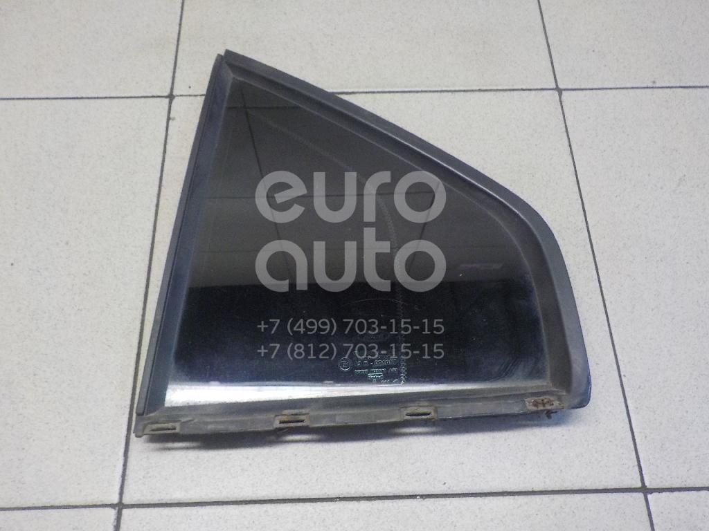Стекло двери задней левой (форточка) Ford Mondeo III 2000-2007; (1346078)  - купить со скидкой